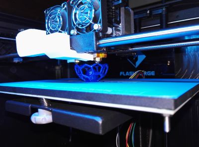 3D Printing with the FlashForge Creator Pro and PrusaSlicer